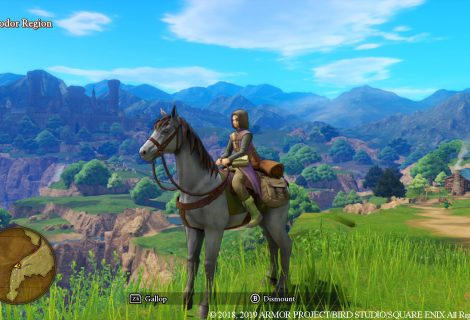 Dragon Quest XI S: Definitive Edition launches this Fall for Switch