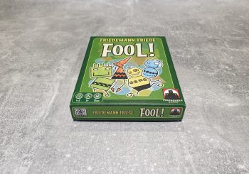 Fool! Review - Trick Taking For Many