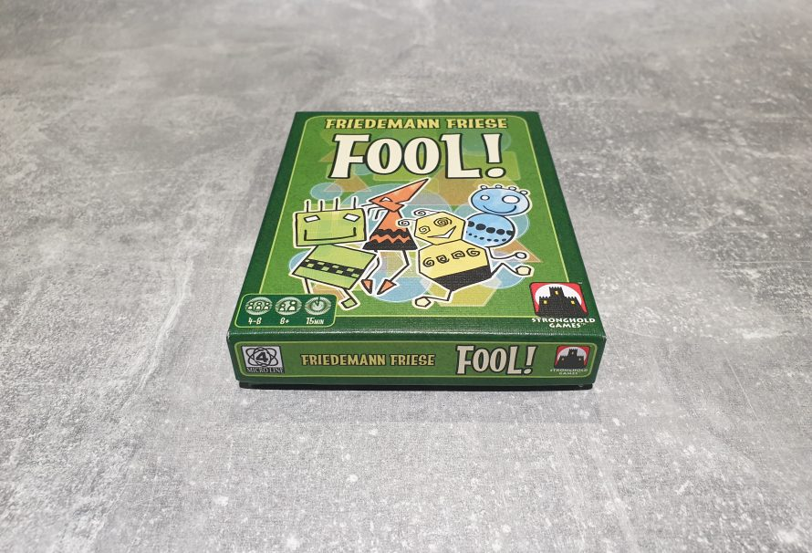 Fool! Review – Trick Taking For Many