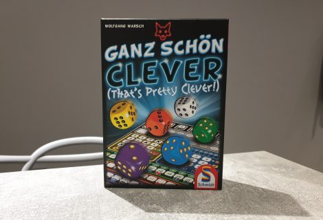 Ganz Schön Clever Review - That's Pretty Clever