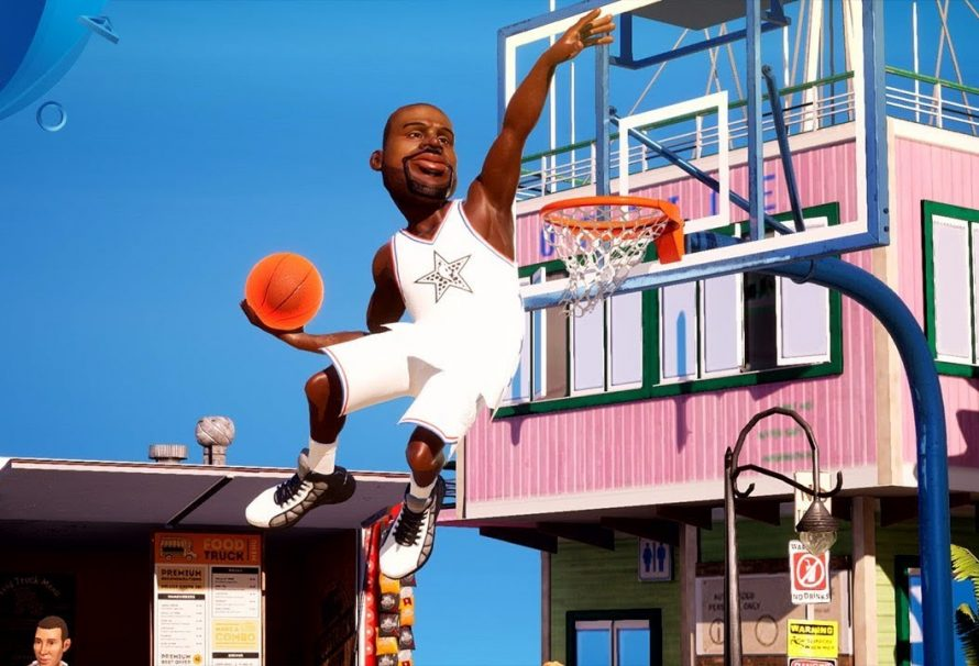 All Star DLC Coming To NBA 2K Playgrounds 2