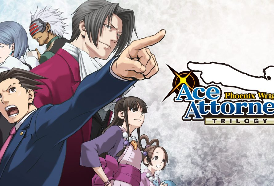 Phoenix Wright: Ace Attorney Trilogy release date announced for consoles and PC