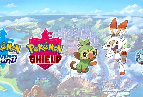 Pokemon Sword & Shield announced; Starter Pokemon and more information revealed
