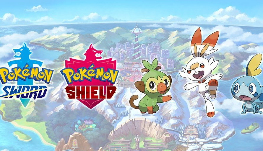 Pokemon Sword and Pokemon Shield Announced For Nintendo Switch