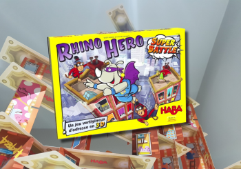 Rhino Hero Super Battle Review - Childlike Fun For All!