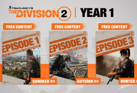 The Division 2 to receive free post-launch content; Year 1 Pass detailed