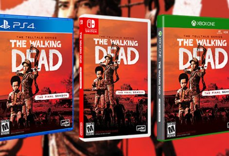 The Walking Dead: The Telltale Series - The Final Season Episode 4 launches March 26; Physical edition announced