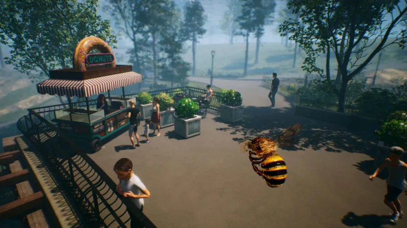 Bee Simulator Flying To PC And Consoles In 2019 - Just Push