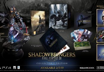 Final Fantasy XIV: Shadowbringers launches July 2; NieR alliance raid collaboration and more details revealed