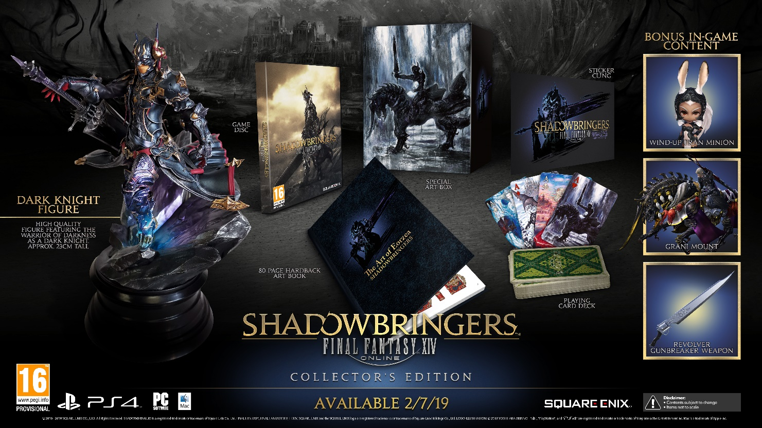 Final Fantasy XIV: Shadowbringers launches July 2