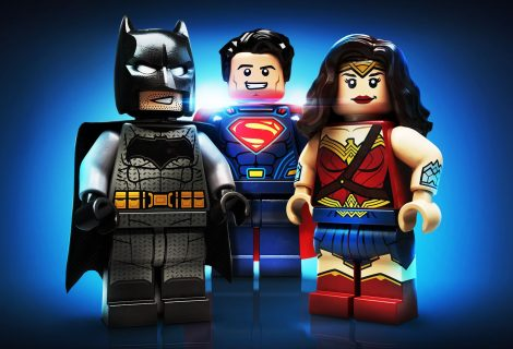 Justice League Movie Characters Join LEGO DC Super-Villains