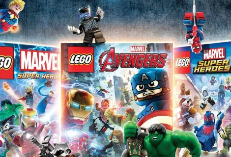 Lego Marvel Collection Adds Three Superhero Games