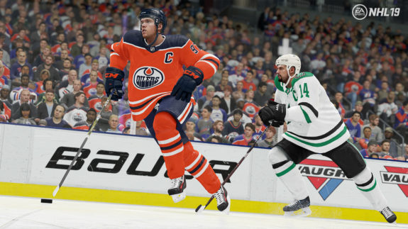 NHL 19 1.55 Update Patch Skates Out
