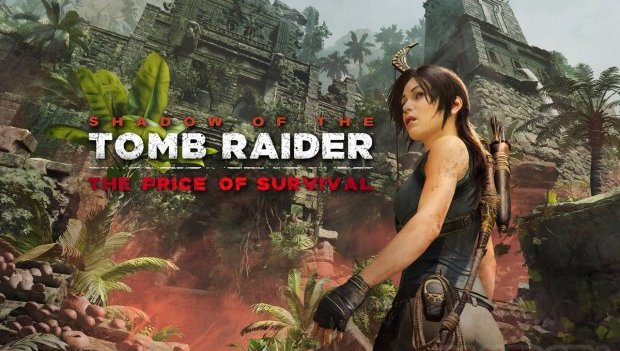 Shadow Of The Tomb Raider The Price Of Survival Dlc Out Now