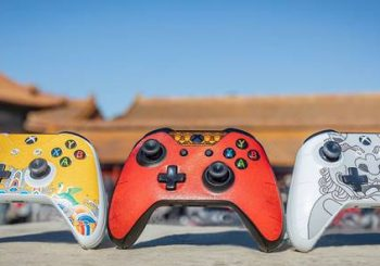 Microsoft To Release Chinese New Year Themed Xbox One Controllers
