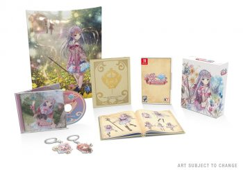 Atelier Lulua Limited Edition announced for both Switch and PS4