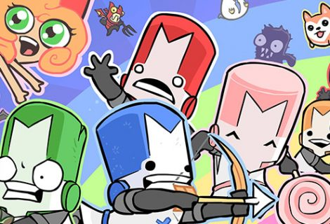 Castle Crashers Remastered announced for PS4 and Switch; Launches this Summer