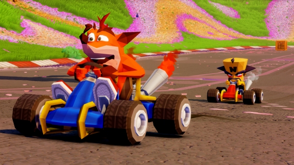 Crash Team Racing Nitro-Fueled Also Includes Crash Nitro Kart Tracks