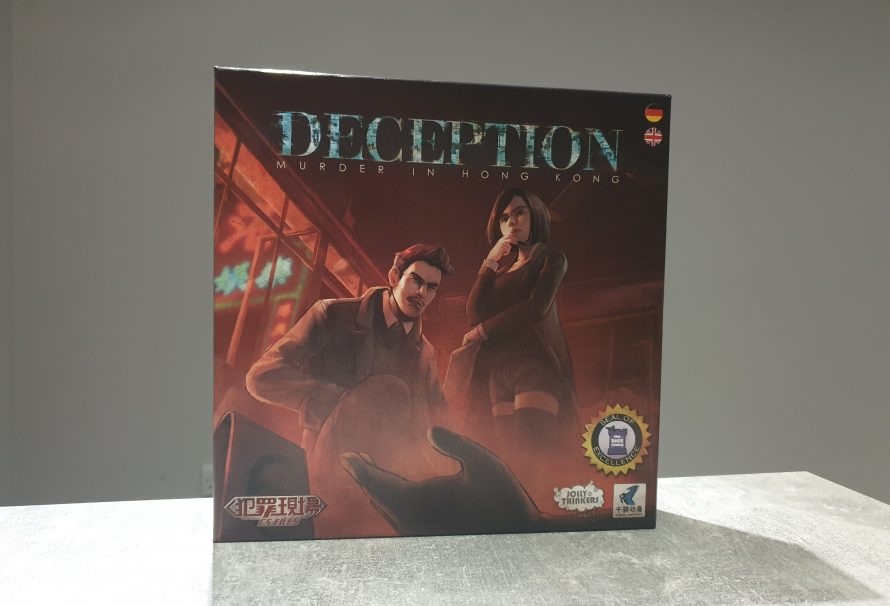 Deception: Murder in Hong Kong Review – Thrillingly Entertaining!