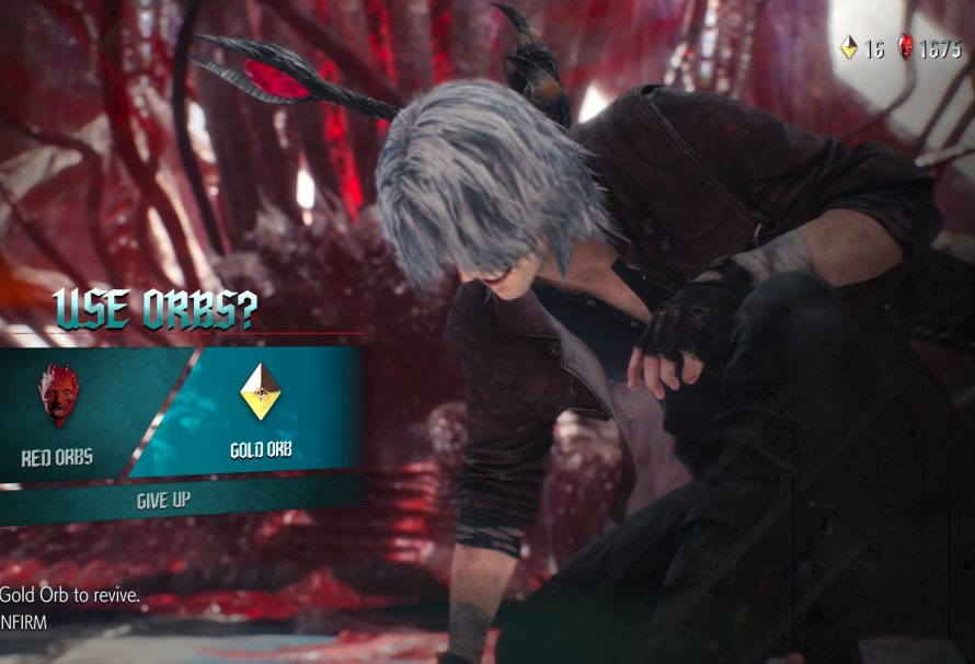 Devil May Cry 5 Guide – How to get a lot of Gold Orbs