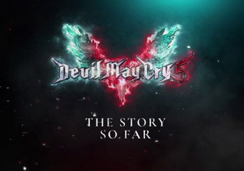 Devil May Cry 5 'The Story So Far' trailer released