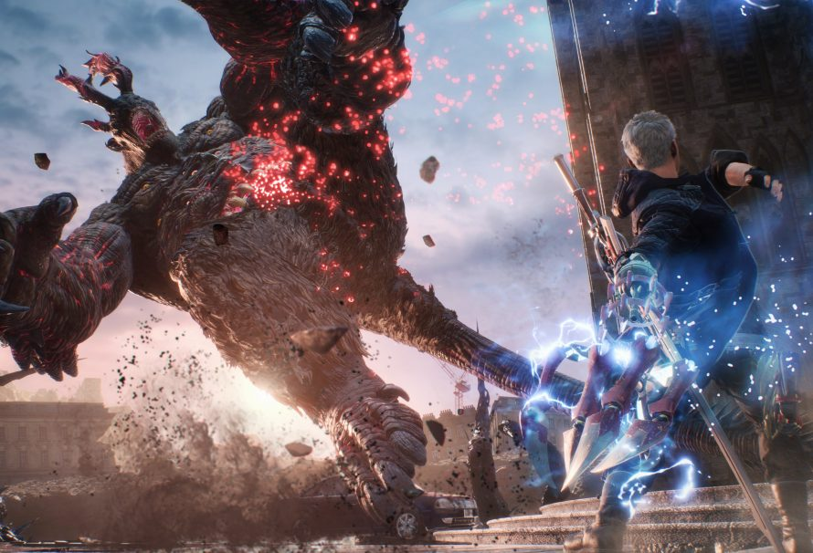 Devil May Cry 5 will be ported on Switch in one condition