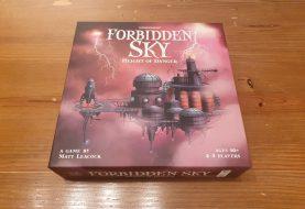 Forbidden Sky Review - Cooperative Circuitry