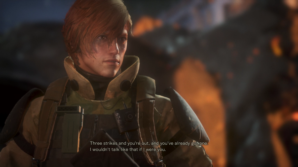 Left Alive Review Just Push Start