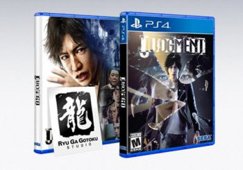 Judgement for PS4 launchces June 25 in North America and Europe