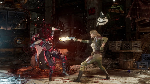 Cassie Cage, Jacqui Briggs, and Erron Black joins the roster of Mortal Kombat 11; Story trailer released