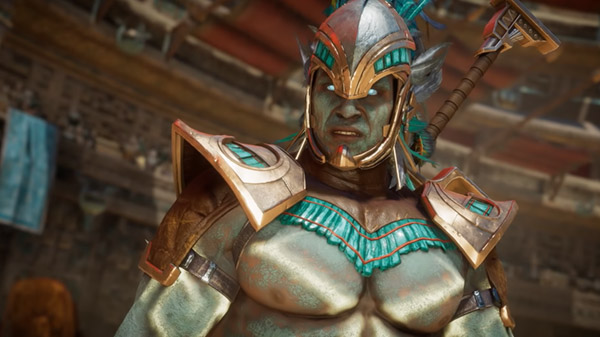 Mortal Kombat 11 adds Kotal Kahn to the growing roster