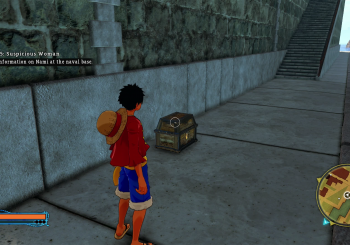 One Piece World Seeker Guide - How to Find Treasure Chests