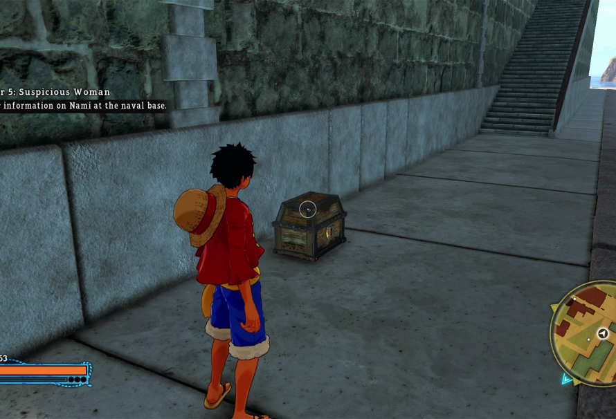 One Piece World Seeker Guide – How to Find Treasure Chests