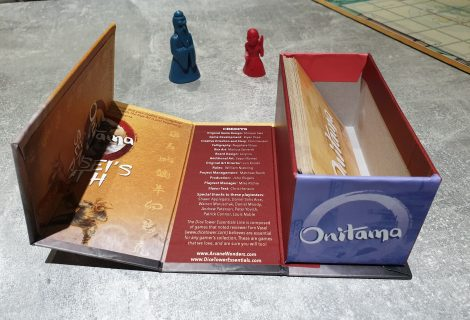 Onitama Sensei's Path Review - More Of The Same