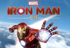 Marvel's Iron Man VR Revealed for PlayStation VR