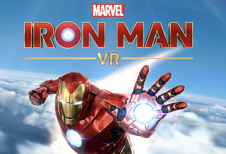 Marvel's Iron Man VR Revealed for PlayStation VR