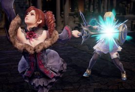 Soulcalibur VI getting Amy DLC on March 26