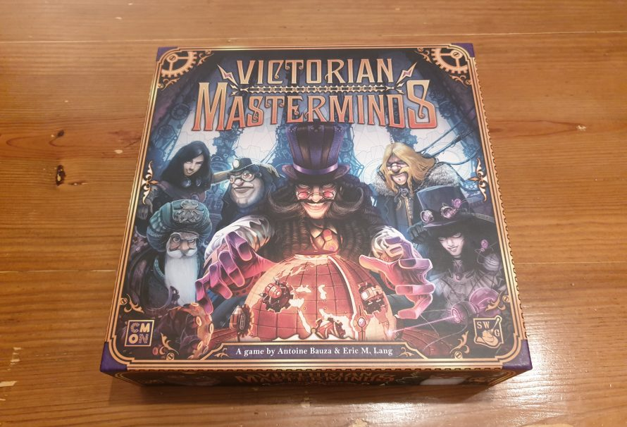 Victorian Masterminds Review – Worker Placement With A Twist