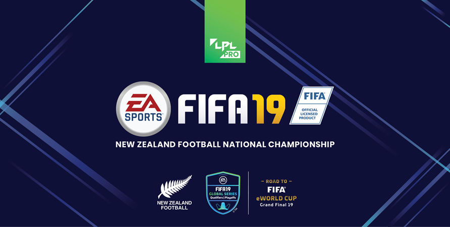New Zealand FIFA 19 eSports Competition Announced By LPL