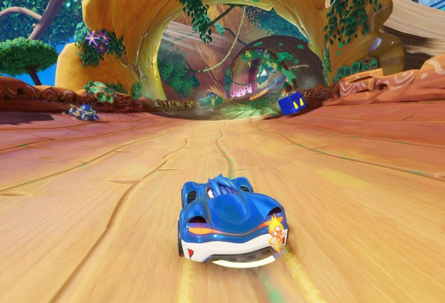 Customize Your Ride from Hues to Horns in Team Sonic Racing