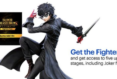 Best Buy Advertisement Potentially Reveals Joker In-Game Render for Super Smash Bros. Ultimate