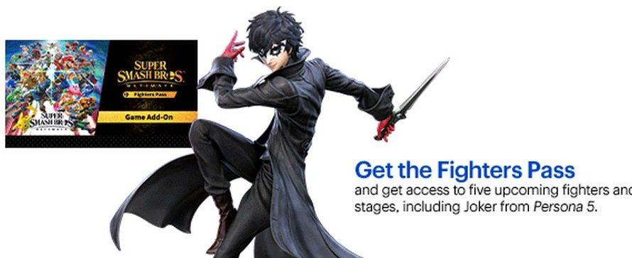 Best Buy Advertisement Potentially Reveals Joker In-Game Render for Super Smash Bros. Ultimate