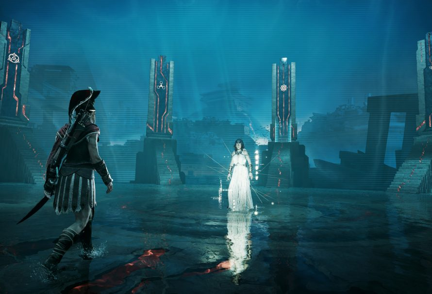 Assassin's Creed Odyssey: The Fate of Atlantis Episode 1 is now live