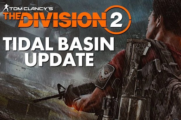 The Division 2 Patch 1.05 now live; Invasion Battle for D.C content now available