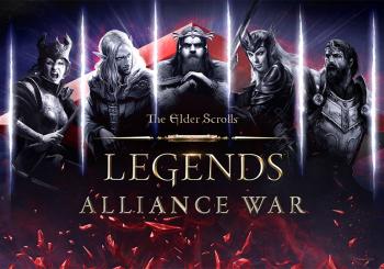 The Elder Scrolls: Legends - Alliance War announced; Roadmap for 2019 revealed