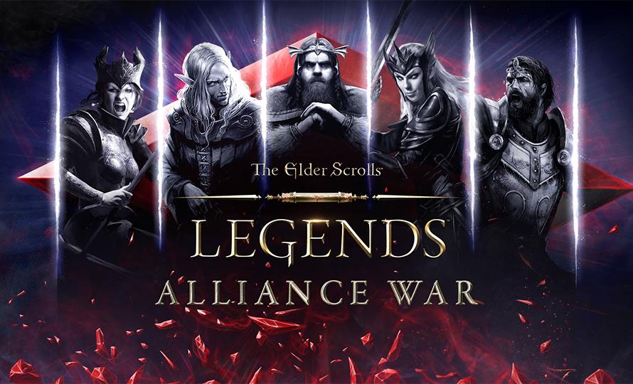The Elder Scrolls: Legends – Alliance War announced; Roadmap for 2019 revealed