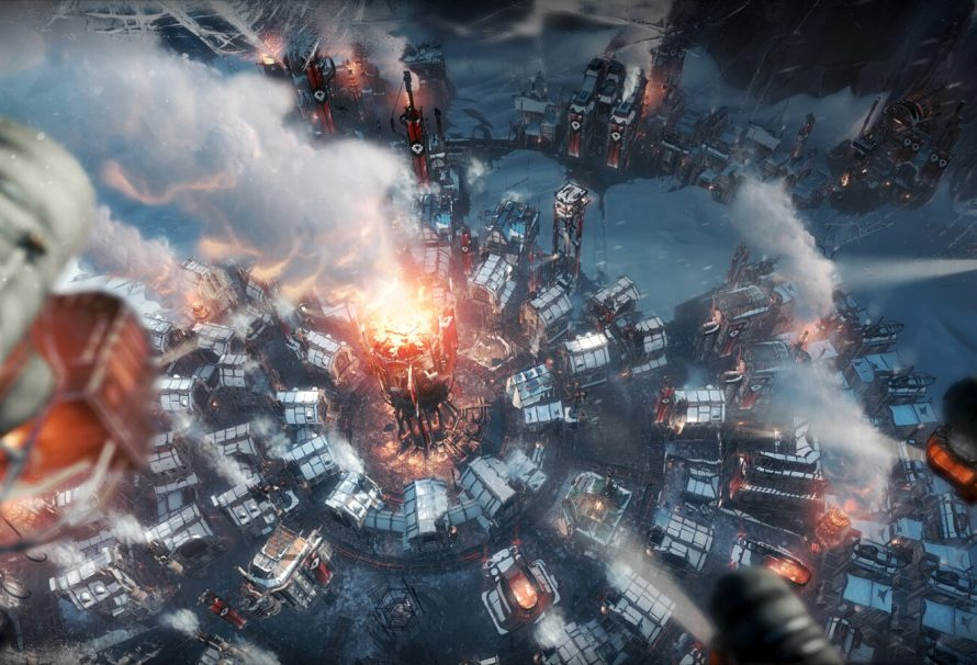 Frostpunk: Console Edition for PS4 and Xbox One launches this Summer