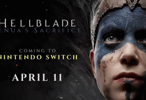 Hellblade: Senua's Sacrifice coming to Switch on April 11