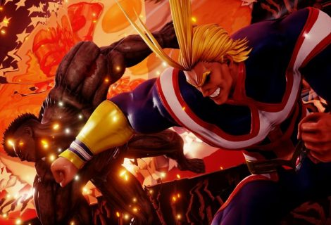 New DLC Characters Announced For Jump Force