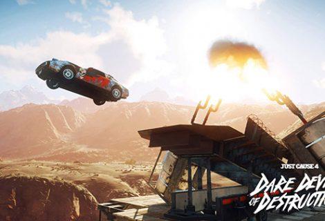 Just Cause 4 'Dare Devils of Destruction' DLC launches April 30